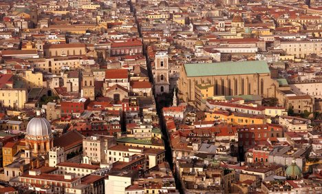 Italian turns to crowd funding for mafia PhD