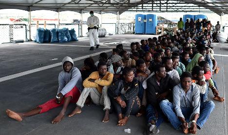 500 migrants rescued in Mediterranean