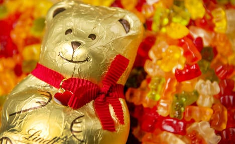 Lindt and Haribo bears must get along: court