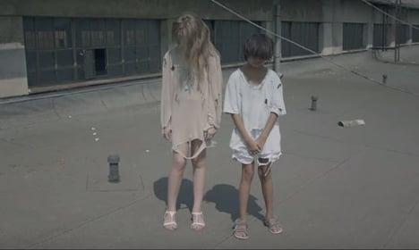 Avicii in 'violent' video push against trafficking
