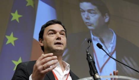 Star economist Piketty set to advise Spain anti-austerity party Podemos