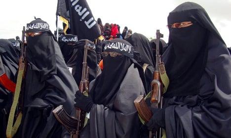 'Sweden should target women extremists more'