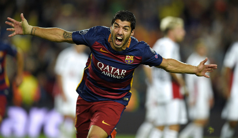 Barça beat German rivals in nail-biting Champions League battle