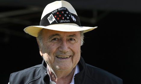 'Blatter sold World Cup TV rights at cut price'