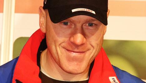 Former ski star Cuche denies drunk driving rap