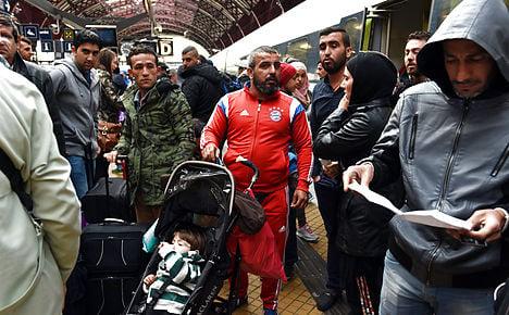 Denmark says no to EU's 160,000 refugee plan