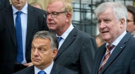 Orban blasts Merkel over 'moral imperialism'