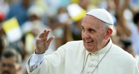 Pope in US: everything you need to know