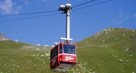 British senior dies after fall from Alpine trail