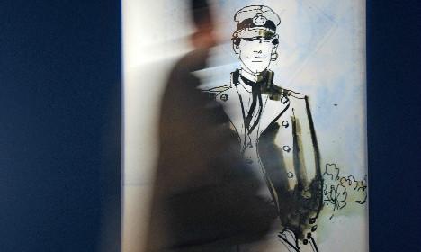 Italian comic book hero comes back to life