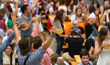 Oktoberfest: 1m litres of beer vanish in two days