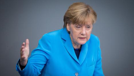 We're up to challenge of 21st century: Merkel