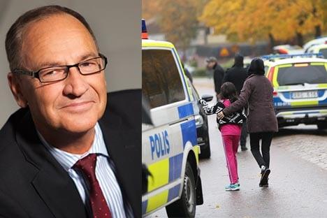 Do Swedish schools need better security?