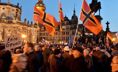 Pegida: Merkel 'Europe's most dangerous woman'