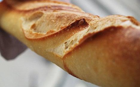 World's longest baguette baked in Italy