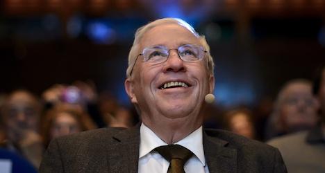 SVP election result a 'triumph' for Blocher