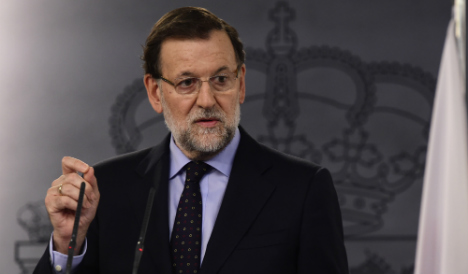 Spain's PM concerned over possible leftist government pact in Portugal