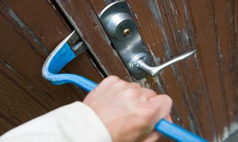 Sweden enters high season for burglaries