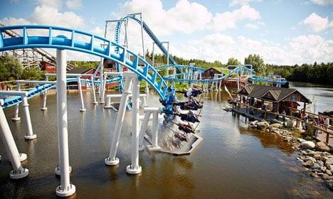 Danish amusement park Europe's second best