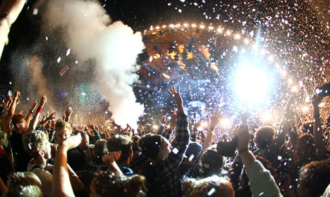 Roskilde Festival reveals first names for 2016