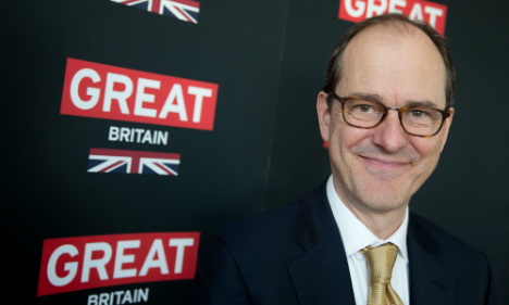 Get more young Brits to Germany: Ambassador