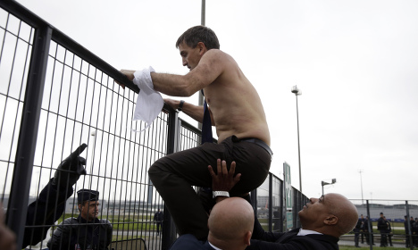 Most French 'understand' actions of strikers