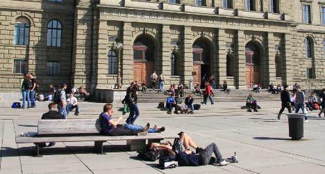Switzerland's ETH uni among ten best in world