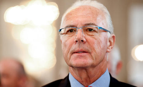 Fifa probe Beckenbauer over Russia, Qatar bids