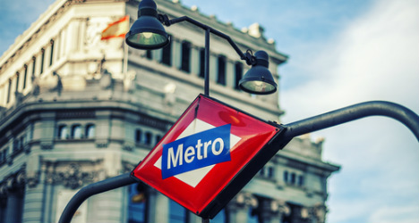 Madrid metro workers call strikes during rush hours on Thursday