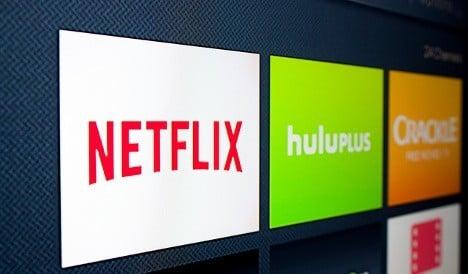 Netflix streams into Italy