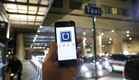 Norway police may charge Uber taxi driver