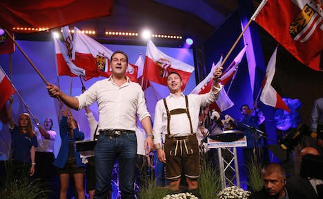 Polls show far-right draw even for Vienna vote