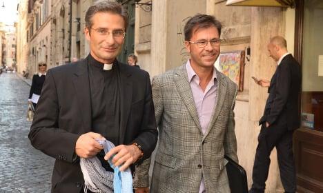Gay row overshadows Catholic Church synod