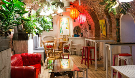 Spain's ten best veggie restaurants