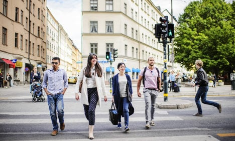 Stockholm is fastest growing city in Europe
