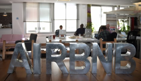French hotel industry to 'go hard' after Airbnb