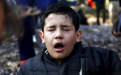 Denmark has record number of child refugees