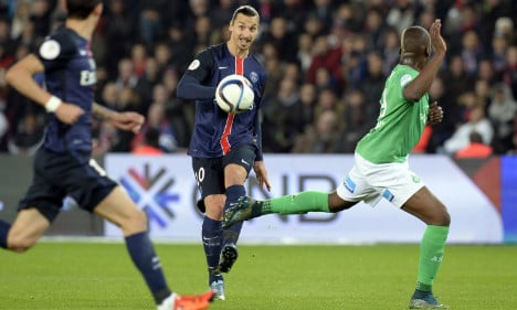 PSG go seven points clear with weekend win