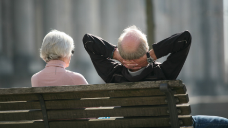 Pensioners get biggest ever boost for 2016