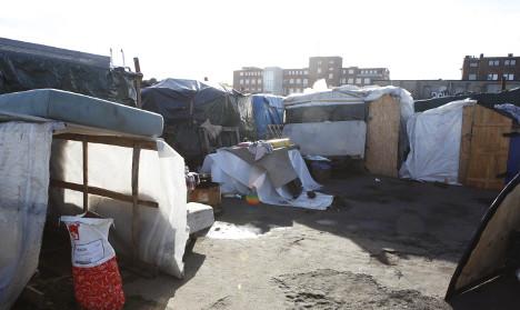 Massive Malmö migrant camp to be shut down