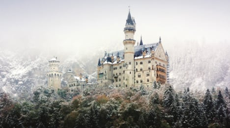 Bavaria claims place in top 10 tourist regions