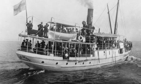 Shipwreck skeleton may be Swedish captain