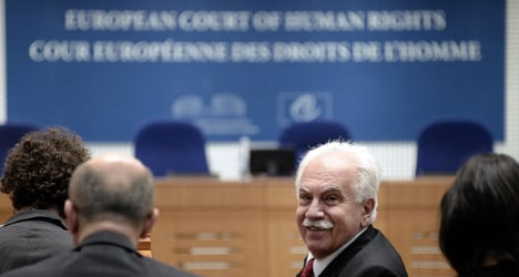 Swiss wrongly convicted genocide denier: court