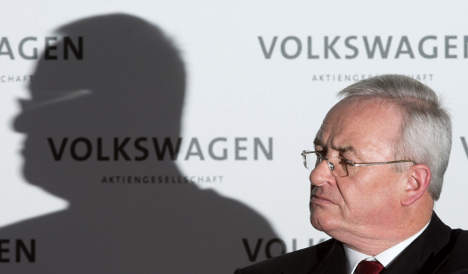 Disgraced VW CEO gets Harvard thumbs-up