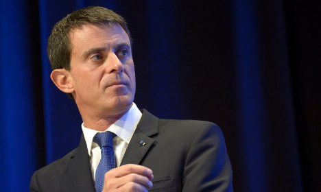 France's Catalan PM causes anger in Spain