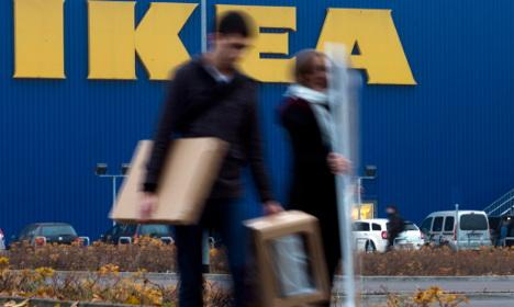 Plea for Swedish Ikea to set up shop in Ukraine