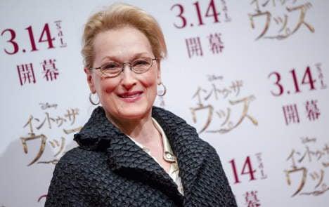 Meryl Streep to helm Berlinale 2016 jury