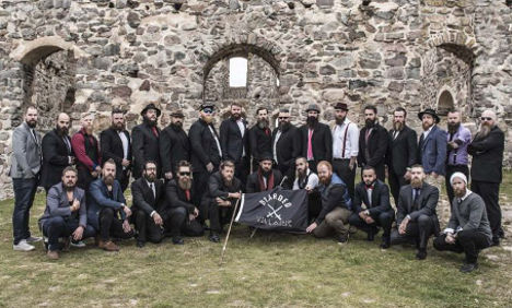 Swedish beard crew 'loved' Isis police error