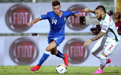 Star says Italy won't take Azerbaijan lightly