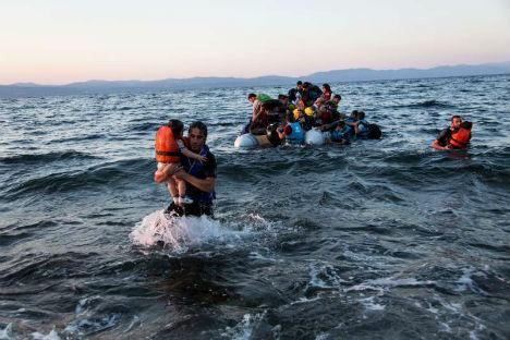EU's refugee 'hotspots' far from ready